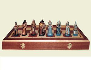 шахматы Фантазия