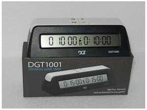 Шахматные часы электронные DGT 1001