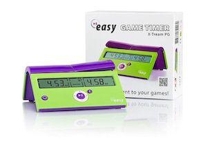 """шахматные часы электронные """"DGT Easy"""""""