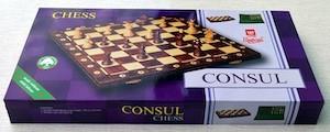 """шахматы """"Консул"""""""