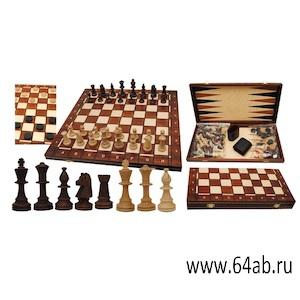 """шахматы """"Смешаные 4"""""""