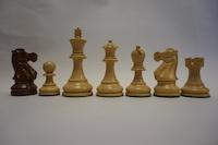 Шахматные фигуры Jaques Sheesham  9,5 cм