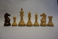Шахматные фигуры Supreme Sheesham 8,9см