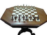 шахматный стол сувенирный LUX