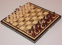 шахматы Президенты