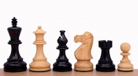 Шахматные фигуры Classic Ebonised 9,5см
