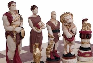 шахматы Спартак