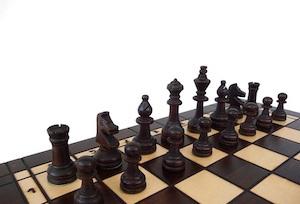 шахматы + нарды + шашки №4 (Мадон), код 141