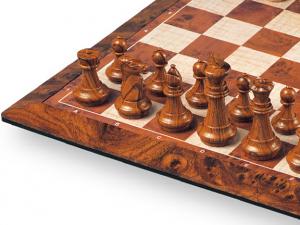 шахматы + шашки Магнитные Люкс