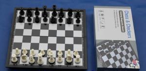 Набор магнитный из двух игр Малый, код 3810-В
