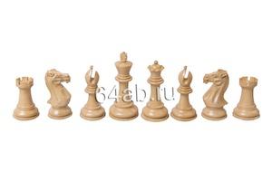 """шахматные фигуры STALLION KNIGHT EBONISED 3,75"""""""