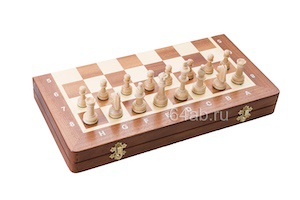 шахматы Турнирные 4 (Мадон)