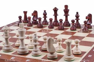 """шахматы """"Турнирные 4"""", код 41"""