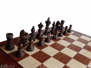шахматы Олимпийские Малые Интарсия, код 122-AF