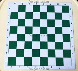 шахматная доска матерчатая 51х51 см