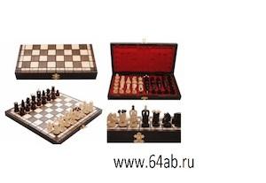 шахматы Королевские MAXI