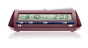 """шахматные часы электронные """"DGT 2010"""""""