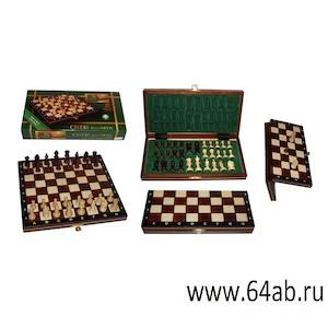 "шахматы ""Магнитные"""