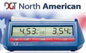 """часы электронные """"DGT NORTH AMERICAN"""""""