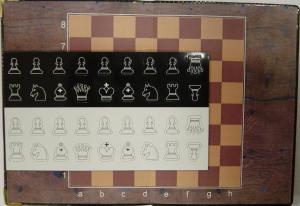 "шахматы Магнитные ""Книжка"" малые 5"