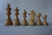 Шахматные фигуры German Knight Sheesham 8,9 cм