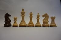 Шахматные фигуры Supreme Sheesham 8,9 см