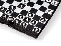 "шахматы Магнитные ""Книжка"" пластмассовая, арт 1708"