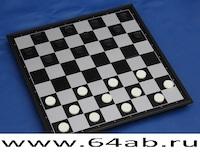 шахматы + шашки + нарды МАГНИТНЫЕ