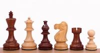 Шахматные фигуры Classic Sheesham 8,9 см