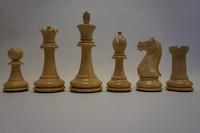 Шахматные фигуры Oxford Ebonised 10,2 см