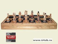 шахматы Египет