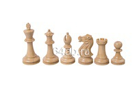 "шахматные фигуры EXECUTIVE EBONISED 3,75"""