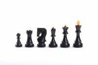 Шахматные фигуры Zagreb Ebonised 9,5 см