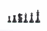 Шахматные фигуры Индийские EXECUTIVE SHEESHAM 9,5 см см