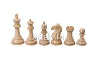 """шахматные фигуры SUPREME EBONISED 3,75"""""""