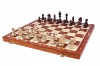 шахматы Турнирные 6, код 43