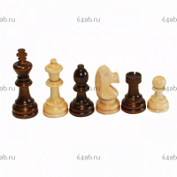 шахматные фигуры Staunton Lux, код 178-S