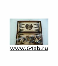 шахматы + нарды + шашки №143