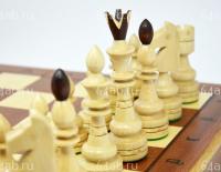 шахматы Индийские Большие Интарсия, код 119-F