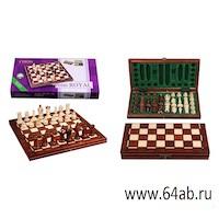"шахматы ""Королевские 32"""