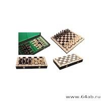 шахматы  + шашки №165